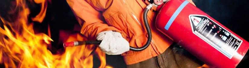 Пожарная безопасность на складских помещениях